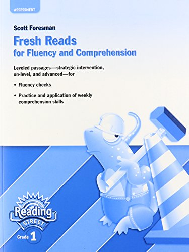9780328488933: Fresh Reads for Fluency and Comprehension, Reading Street, Grade 1