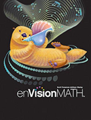 9780328489725: Envision Math, Grade 3