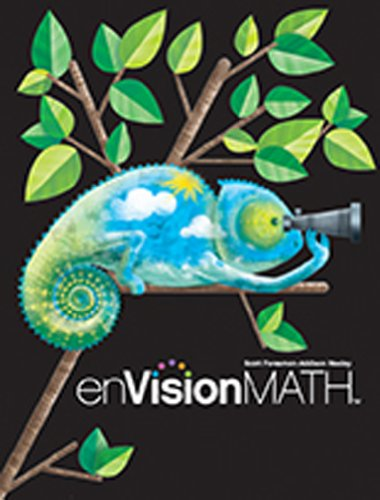 9780328489732: Scott Foresman-Addison Wesley enVision Math, Grade 4