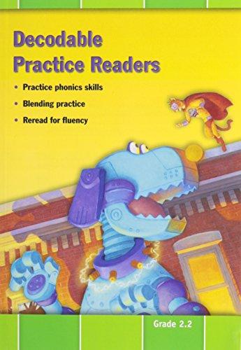 9780328492183: Reading Street, Grade 2.2: Decodable Practice Readers Units 4-6