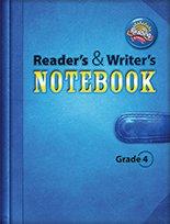 9780328495757: Reading Street Texas Reader's & Writer's Notebook Teacher's Manual Grade 4