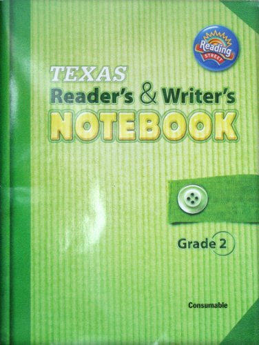 9780328495795: Texas Readers & Writers Notebook Grade 2 Reading Street