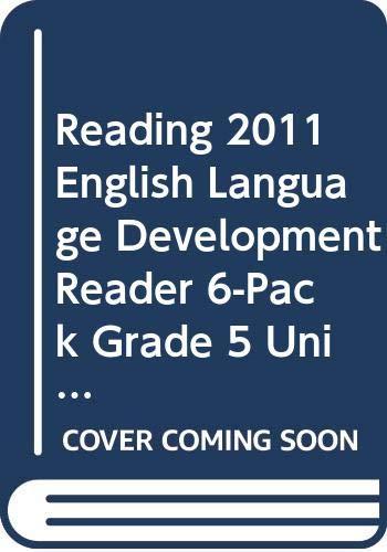 9780328502769: Reading 2011 English Language Development Reader 6-Pack Grade 5 Unit 3 Week 4