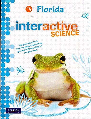 9780328507863: Pearson Florida Interactive Science Grade 3 Student Edition