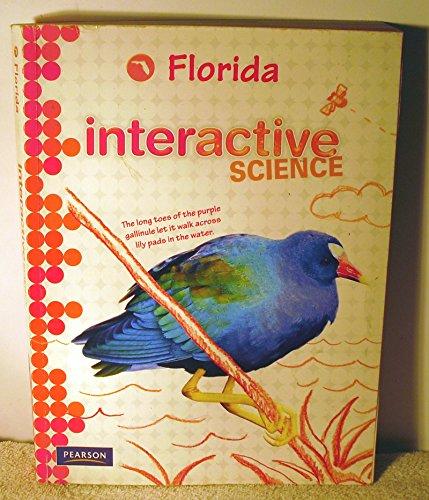 9780328507870: Pearson Florida Interactive Science Grade 4 Student Edition