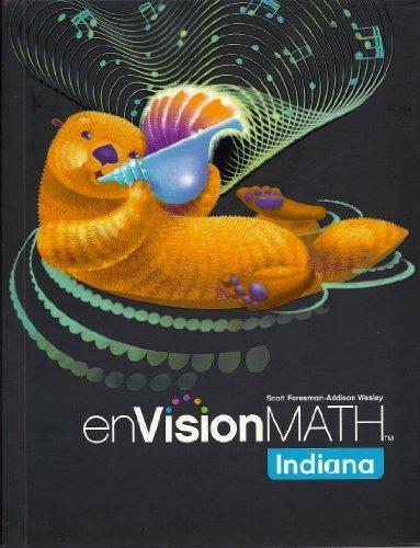 9780328515608: Envision Math Indiana Grade 3 Students Edition