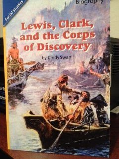 9780328516278: READING 2011 LEVELED READER GRADE 4.1.2 ON-LEVEL:LEWIS CLARK AND THE CORPS OF DISCOVERY