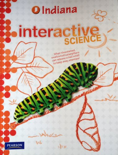 9780328520930: Indiana Interactive Science Grade 4