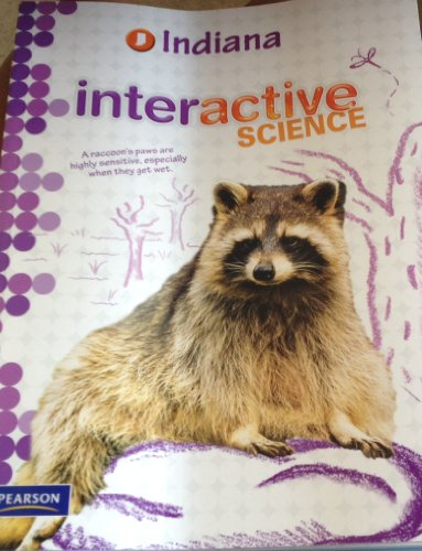 9780328520947: Indiana Interactive Science Grade 5