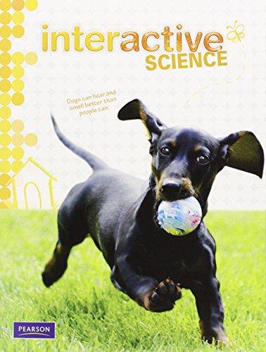 9780328520961: Interactive Science, Grade 1