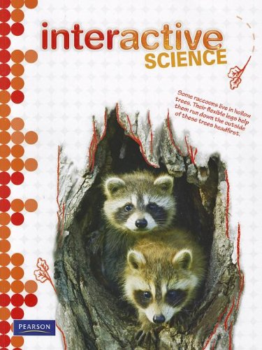 9780328520992: Interactive Science 2012 Student Edition (Consumable) Grade 4