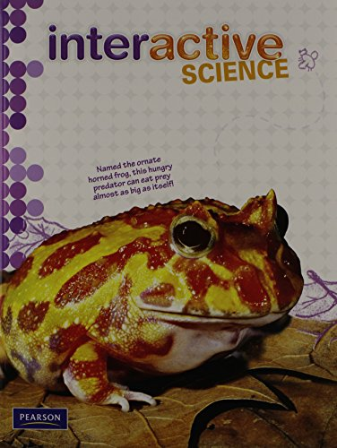 9780328521005: Science 2012 Student Edition (Consumable) Grade 5