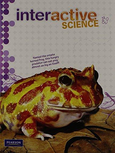 9780328521005: Interactive Science, Grade 5
