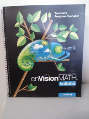 9780328522354: enVision Math Indiana Grade 4 Teacher's Program Overview