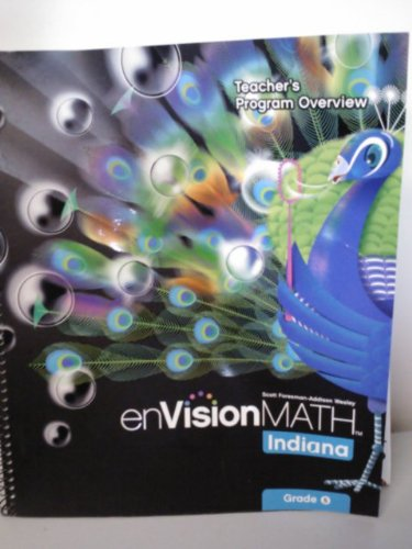 9780328522361: enVision Math Indiana Grade 5 Teacher's Program Overview