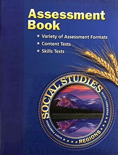 9780328522484: Assessment Book (Social Studies Regions)