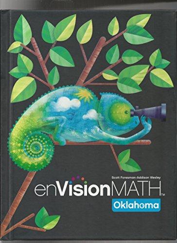 9780328538898: Scott Foresman enVision Math Oklahoma