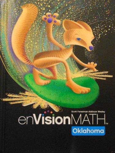 9780328538911: Envision Math Oklahoma Edition grade 6