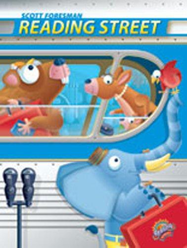 9780328580842: Reading Street, Grade 1: Envision It! Handbook