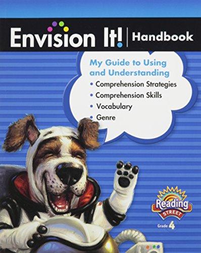 9780328580873: Scott Foresman Reading Street Envision It! Handbook, Grade 4