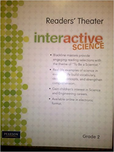 9780328593002: Readers' Theater Grade 2 Interactive Science