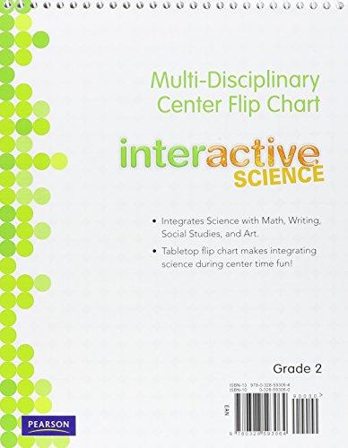 9780328593064: SCIENCE 2012 MULTI-DISCIPLINARY CENTER FLIP CHART GRADE 2