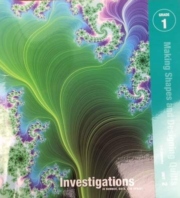 teacher's guide Investigations in Number, Data & Space Grade 1 Unit 2: Making Shapes and ...