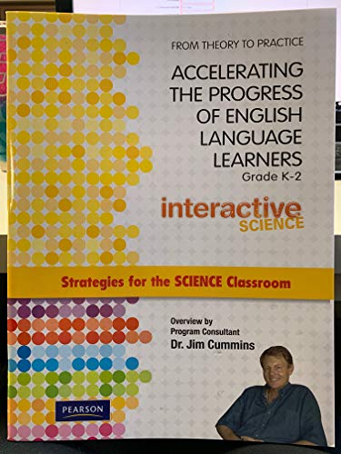 English Language Learners Handbook Interactive Science (From: Dr. Jim Cummins