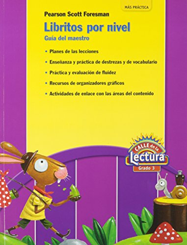 9780328607273: READING 2011 SPANISH LEVELED READER TEACHING GUIDE ON LEVEL GRADE 3