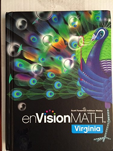 9780328611003: Envision Math Virginia Edition Grade 5