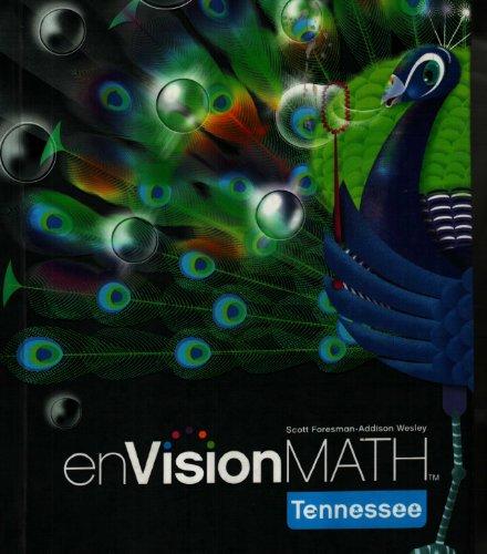 9780328611324: enVision Math Tennessee Edition (enVision Math 2012 edition)