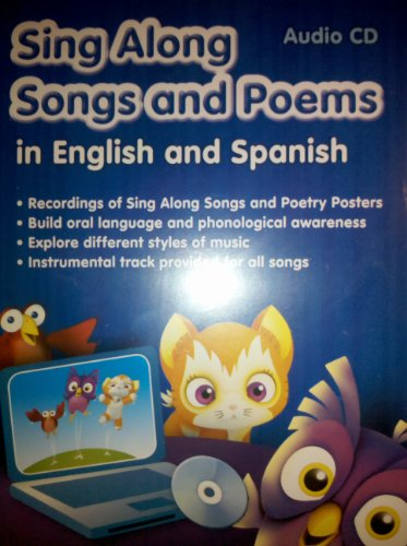 9780328613250: OWL, Sing Along Songs and Poems, Pre-K, English/Spanish (Opening the World of Learning)