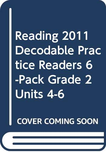 9780328615575: READING 2011 DECODABLE PRACTICE READERS 6-PACK GRADE 2 UNITS 4-6