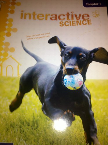 9780328616565: Teacher's Edition and Resource, Interactive Science Grade 1, Chapter 1