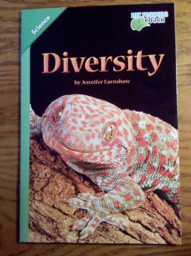 Science: Diversity: My Reading Coach: Jennifer Earnshaw