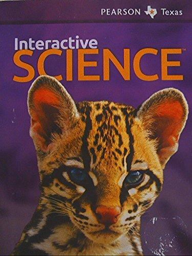 Pearson Texas, Interactive Science, Grade 2