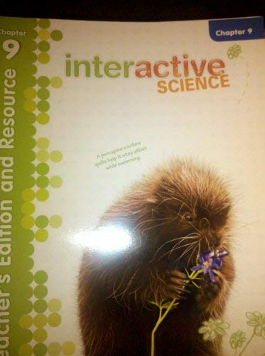 9780328622306: Chapter 9 Teacher's Edition and Resource, Grade 2 (Interactive Science)