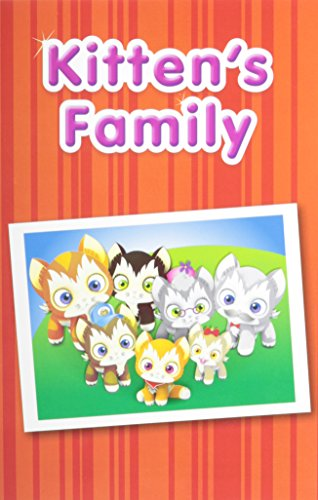 9780328622610: OPENING THE WORLD OF LEARNING 2011 OLLIE READER 02:KITTENS FAMILY