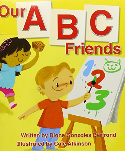 9780328623013: OPENING THE WORLD OF LEARNING 2011 LITTLE BIG BOOK 10 6-PACK OUR ABC FRIENDS GRADE PRE-K