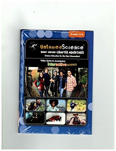 SCIENCE 2012 UNTAMED SCIENCE DVD GRADE 3/5: Scott Foresman