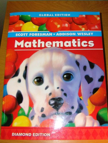 9780328627448: Scott Foresman Addison Wesley Math 2011 Student Edition Grade K (Consumable)