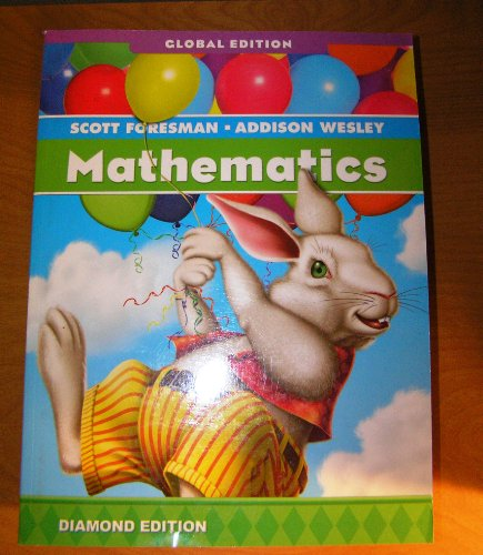 9780328627455: SCOTT FORESMAN ADDISON WESLEY MATH 2011 STUDENT EDITION GRADE 1 (CONSUMABLE)