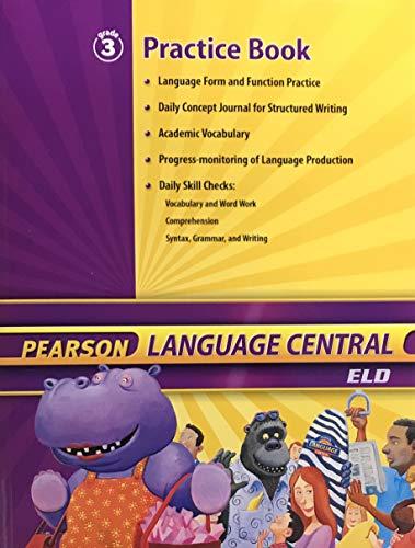 9780328634835: ELD Practice Book Grade 3