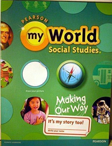 9780328639168: SOCIAL STUDIES 2013 STUDENT EDITION (CONSUMABLE) GRADE 1