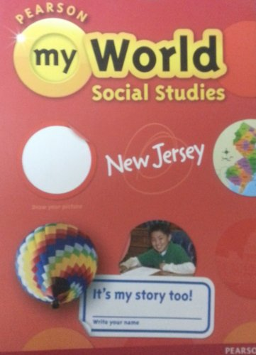 9780328639243: My World Social Studies New Jersey
