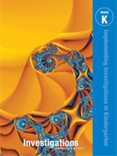9780328644650: INVESTIGATIONS 2011 STUDENT ACTIVITY BOOK 3 YEAR SUBSCRIPTION GRADE K (NATL)