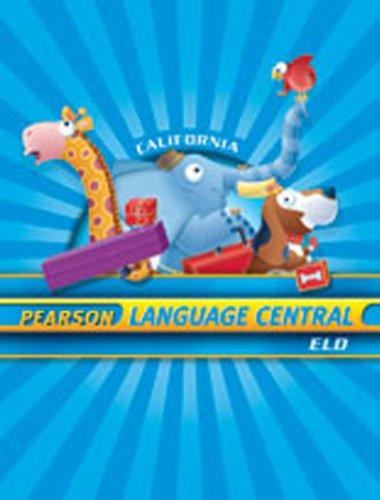9780328649228: READING 2011 LANGUAGE CENTRAL STUDENT EDITION 6-YEAR GRADE K (NATL)
