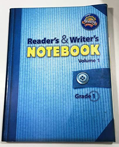 9780328669189: Scott Foresman Reading Street 2011 Grade 1 International Edition Readers And Writers Notebook Volume 1
