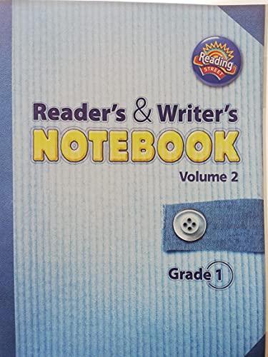 9780328669196: RDG 2011 INT ED RDRS & WRTERS NTBK 1 V2