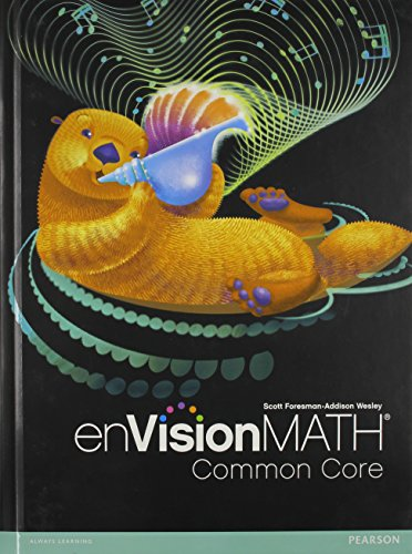 9780328672615: enVision Math Common Core, Grade 3